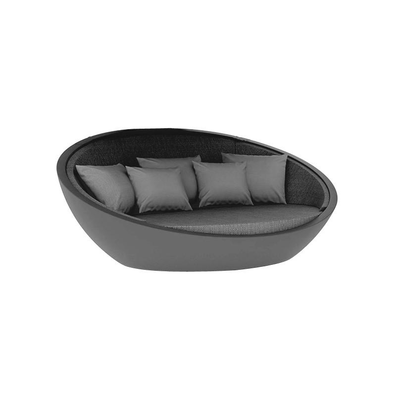 ulm daybed lit d 39 ext rieur design vondom. Black Bedroom Furniture Sets. Home Design Ideas