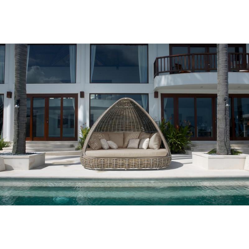 daybed shade mobilier outdoor d 39 exception skyline design. Black Bedroom Furniture Sets. Home Design Ideas