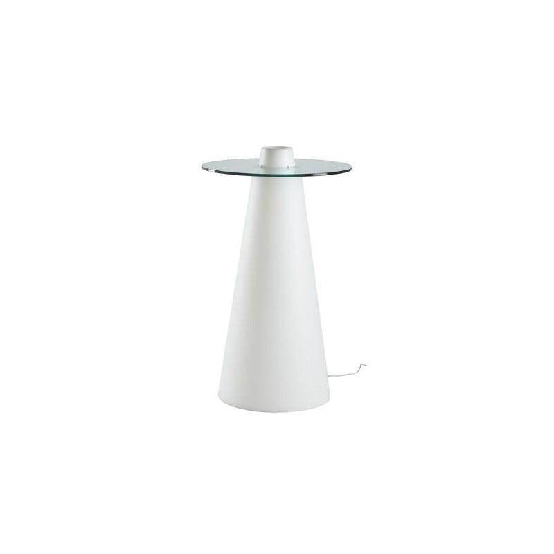 mange debout peak table haute table lumineuse marque slide design. Black Bedroom Furniture Sets. Home Design Ideas