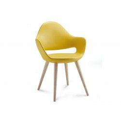 chaise SOFT-L DOMITALIA