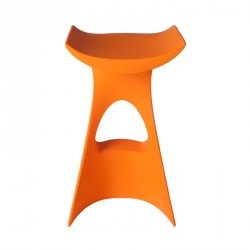 Tabouret design Koncord orange SLIDE