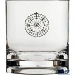 Set de 6 verres à eau polaris