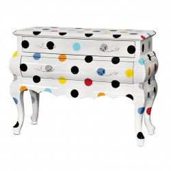 Commode Trip pois 2 tiroirs seletti-design