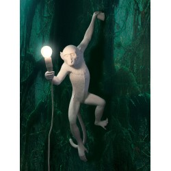 Lampe MONKEY  applique- Monkey lamp