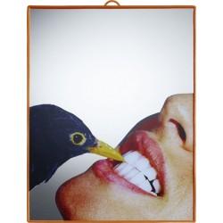 Miroir crow/corbeau
