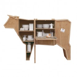 Buffet SENDING ANIMALS, SELETTI design