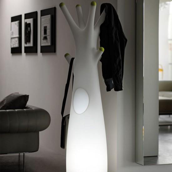 Porte-manteaux lumineux GODOT, Plust collection