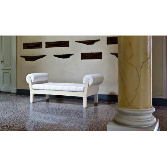 Belle toile canap d 39 ext rieur m ridienne serralunga - Canape exterieur plastique ...