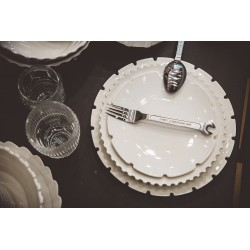 Assiette plate machine collection diesel living