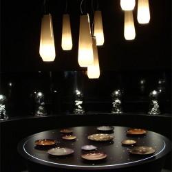 Assiette à dessert Cosmic Diner Callisto Diesel Living pour SELETTI