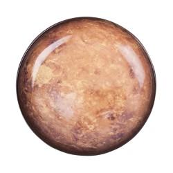 Assiette plate MARS Cosmic Diner