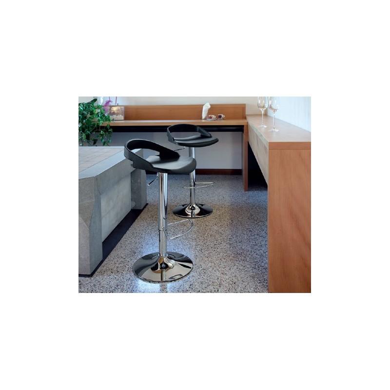 tabouret tournant ego p domitalia. Black Bedroom Furniture Sets. Home Design Ideas