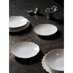 Assiette creuse machine collection diesel living with seletti