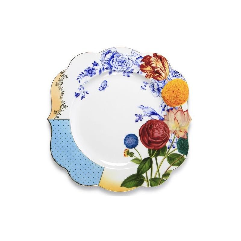 assiette plate collection royal marque pip studio art de la table. Black Bedroom Furniture Sets. Home Design Ideas