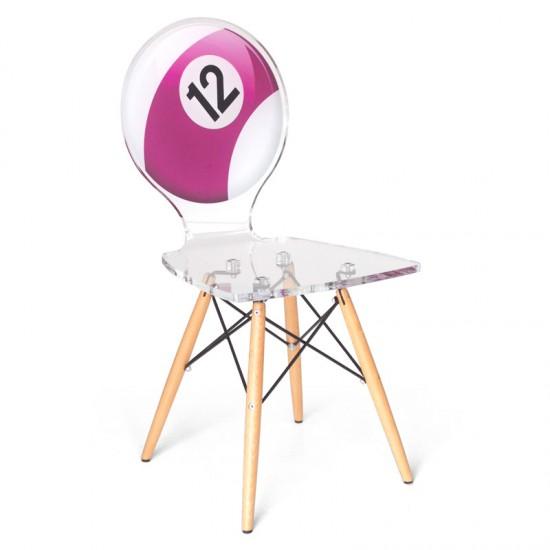 Chaise Graph Billard Acrila Chaise Design Chaise Plexi