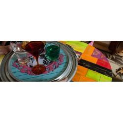 Plateau, Tableau Graff papy
