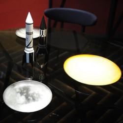Plat de présentation Soleil Cosmic Diner DIESEL with SELETTI
