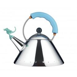 Bouilloire TEA REX Bleue-Alessi