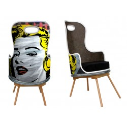 Fauteuil Seat Down Evolution Marilyn-Trendy tub
