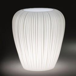 Pot, vase lumineux SKIN S-MYYOUR