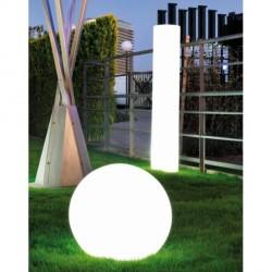 Boule lumineuse  LED  sans fil 50 CM  Balux - Luminaire jardin