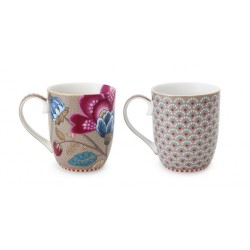 Set de 2 petits mugs Fantasy PIP STUDIO