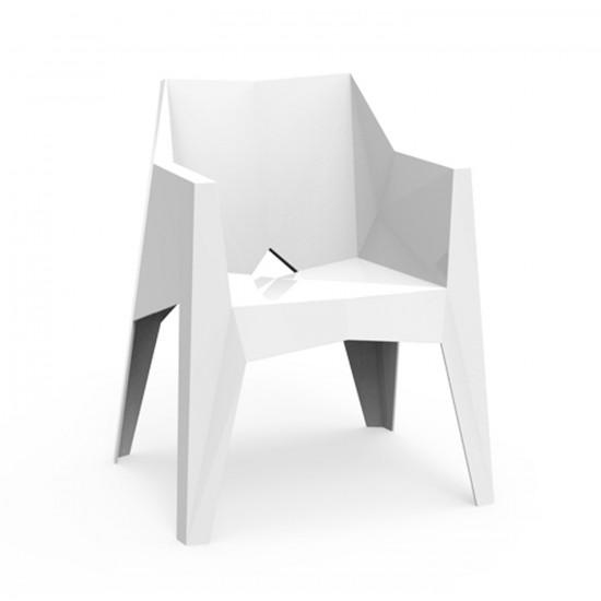Chaise voxel marque vondom chaise design vondom for Marque mobilier design