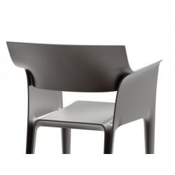Chaise PEDRERA  Bronze-VONDOM