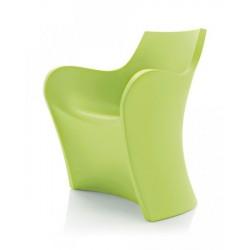 Fauteuil WOOPY vert- B-LINE