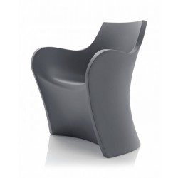 Fauteuil WOOPY Gris-B-LINE