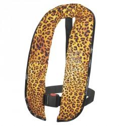 Housse extérieure léopard pour gilet de sauvetage