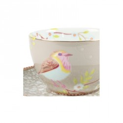 Tasses et sous tasses  Beige Collection Floral- Pip Studio