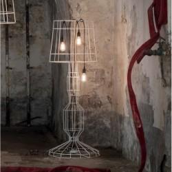 Lampe de sol, lampadaire SISMA, Karman.