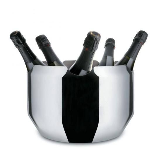 porte bouteilles seau champagne no marque alessi. Black Bedroom Furniture Sets. Home Design Ideas