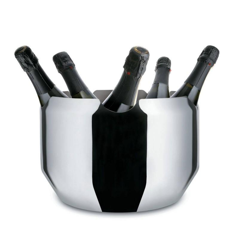 Porte bouteilles seau champagne no marque alessi for Porte seau a champagne