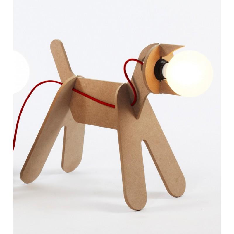 lampe get out dog eno studio. Black Bedroom Furniture Sets. Home Design Ideas