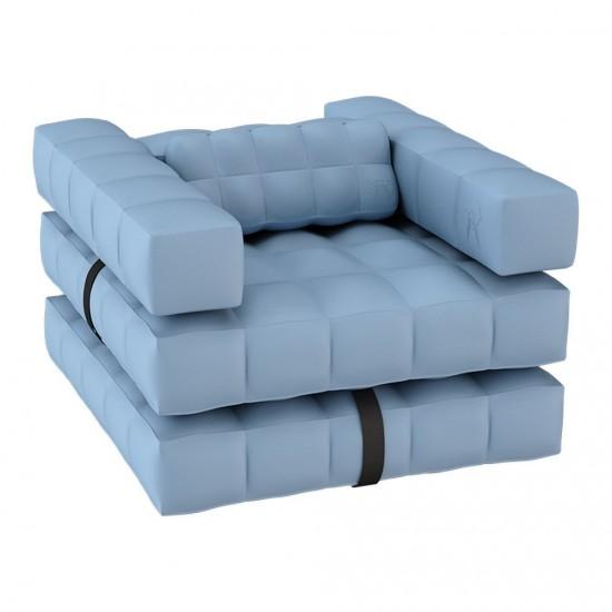 fauteuil gonflable pour piscines et ext rieurs marque piero felice. Black Bedroom Furniture Sets. Home Design Ideas