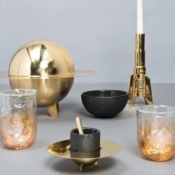 Tasse  et sous tasse Cosmic Diner Lunar signé DIESEL pour SELETTI