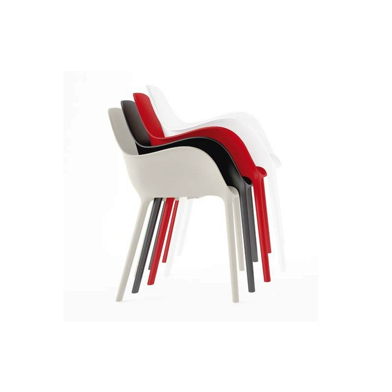 Chaise Sabina Design Avec Accoudoirs VONDOM