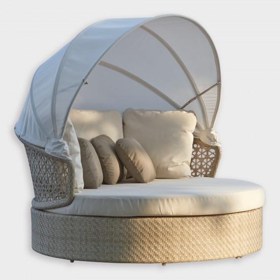 Lit d 39 ext rieur daybed design mobilier d 39 exception sky line for Mobilier exterieur haut de gamme