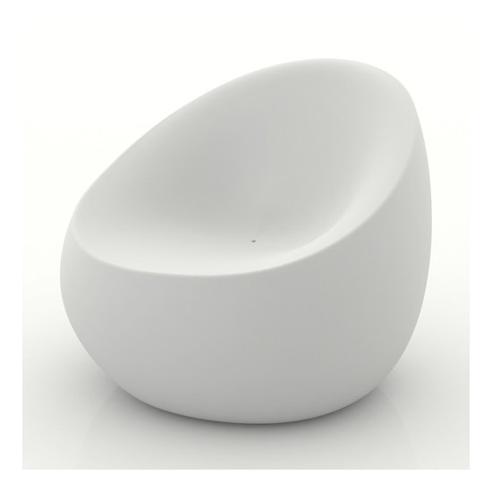 Fauteuil collection STONE par VONDOM
