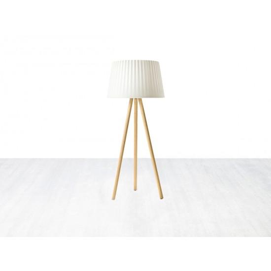 Lampe Agata WOOD - Lampe design pour extérieur - MYYOUR
