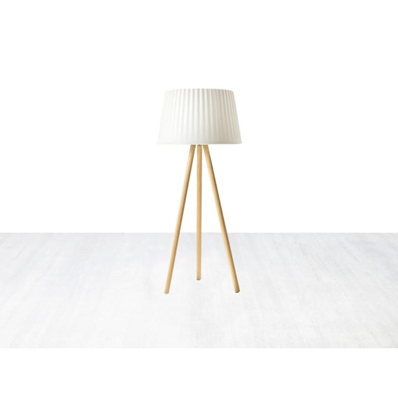 Marque Myyour Lampe Agata Wood Lampe Design Ext Rieur