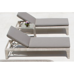 Chaise longue TUMBONA - Collection Journey - Sky Line design