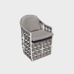 Chaise STRIPS - Mobilier extérieur haut de gamme