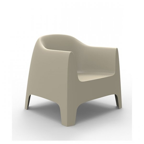 fauteuil vondom collection solid jardin design vondom