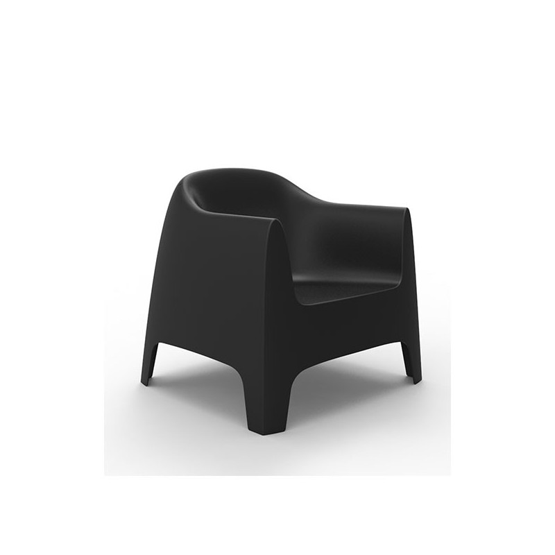 fauteuil vondom collection solid jardin design vondom. Black Bedroom Furniture Sets. Home Design Ideas