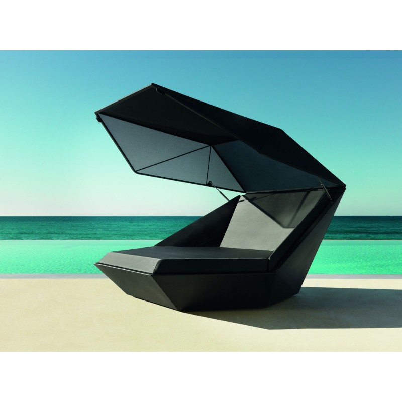 lit d 39 exterieur faz marque vondom daybed desig lit vondom. Black Bedroom Furniture Sets. Home Design Ideas