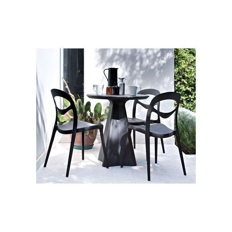 Chaise for you chaise de jardin marque domitalia design for Chaise domitalia