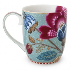 Ensemble de 6 mugs Fantasy - Bloomingtales bleu